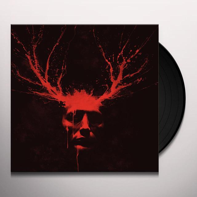 Brian Reitzell HANNIBAL / O.S.T. Vinyl Record - 180 Gram Pressing, Deluxe Edition