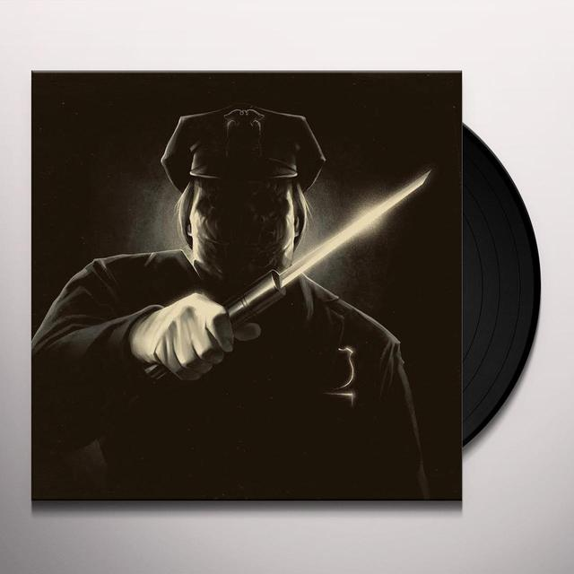 Jay Chattaway MANIAC COP 2 / O.S.T. Vinyl Record - Black Vinyl, Gatefold Sleeve, 180 Gram Pressing