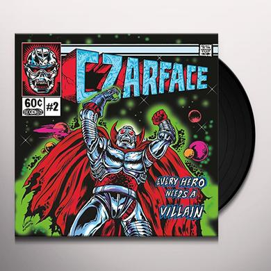 CZARFACE / INSPECTAH DECK & 7L & ESOTERIC EVERY HERO NEEDS A VILLAIN Vinyl Record