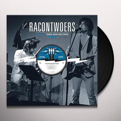 RACONTWOERS LIVE AT THIRD MAN Vinyl Record