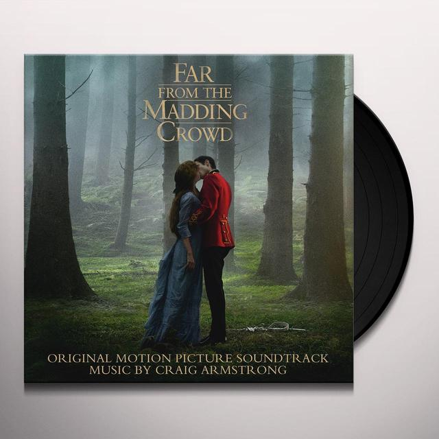 FAR FROM THE MADDING CROWD / O.S.T. (HOL) FAR FROM THE MADDING CROWD / O.S.T. Vinyl Record - Holland Import