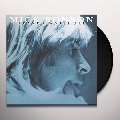 Mick Ronson HAVEN & HULL Vinyl Record - Holland Import
