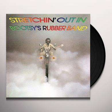 STRETCHIN' OUT IN BOOTSY'S RUBBER BAND Vinyl Record - Holland Import
