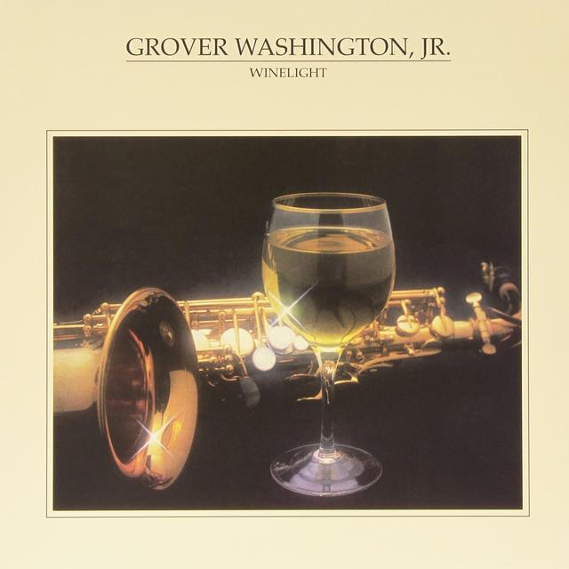 Grover Washington, Jr. WINELIGHT Vinyl Record