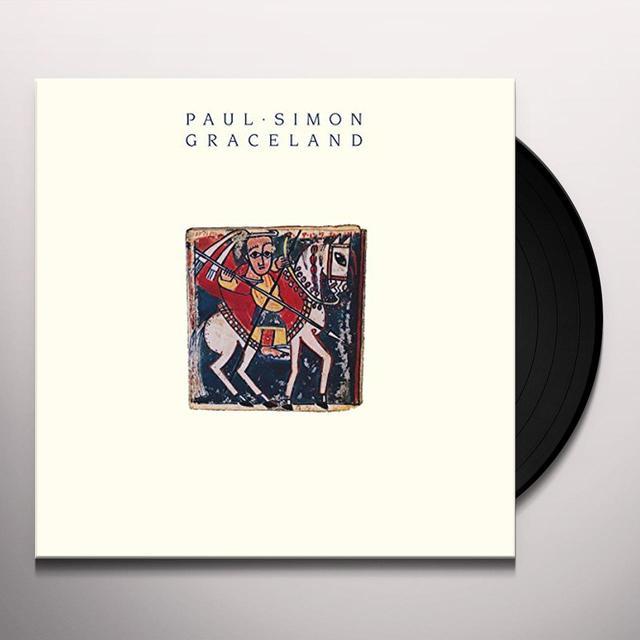Paul Simon GRACELAND Vinyl Record - Holland Import