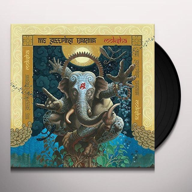 My Sleeping Karma MOKSHA Vinyl Record - Holland Import