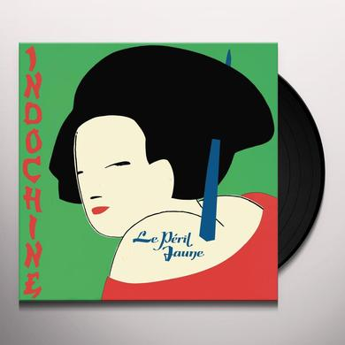 Indochine LE PERIL JAUNE (GER) Vinyl Record