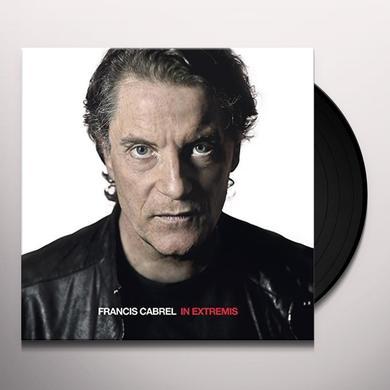 Francis Cabrel IN EXTREMIS (GER) Vinyl Record