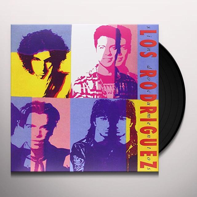Los Rodriguez SIN DOCUMENTOS Vinyl Record