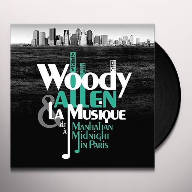 Woody Allen ET LA MUSIQUE (ARG) Vinyl Record