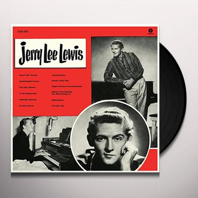 JERRY LEE LEWIS Vinyl Record - Spain Release