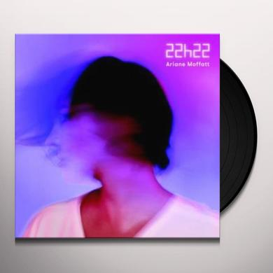 Ariane Moffatt 22H22 Vinyl Record - Canada Import