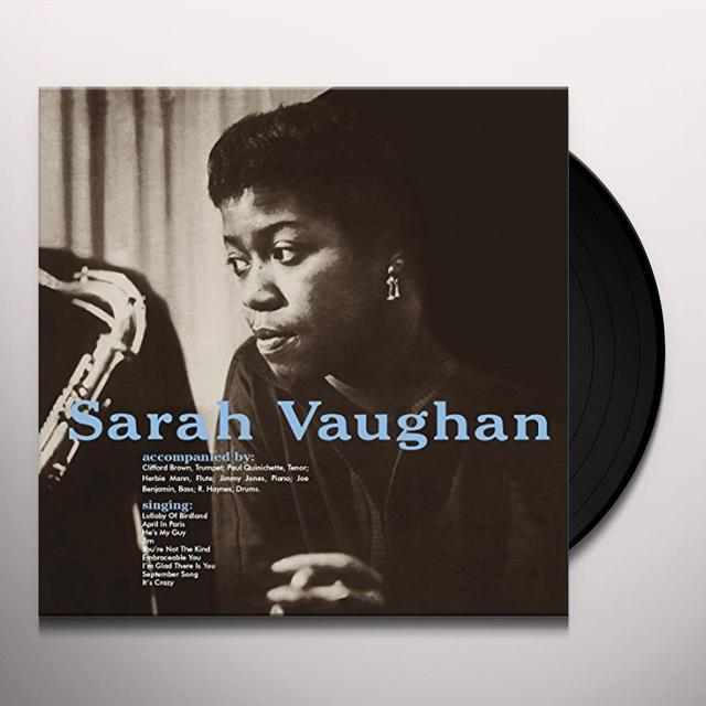 SARAH VAUGHAN Vinyl Record - UK Import