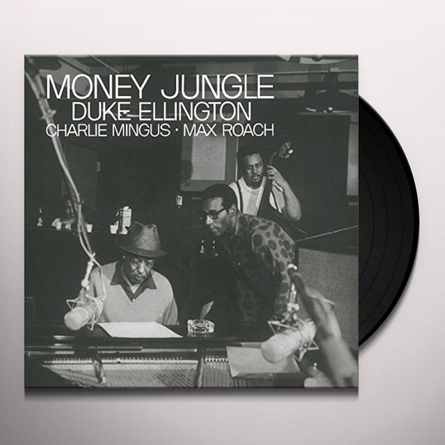Duke Ellington MONEY JUNGLE Vinyl Record - UK Import