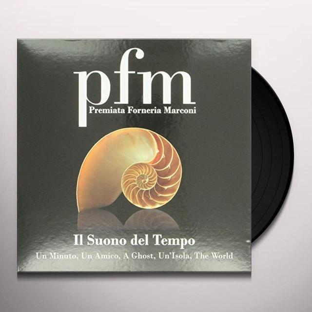 Pfm IL SUONO DEL TEMPO BOX Vinyl Record - Italy Import