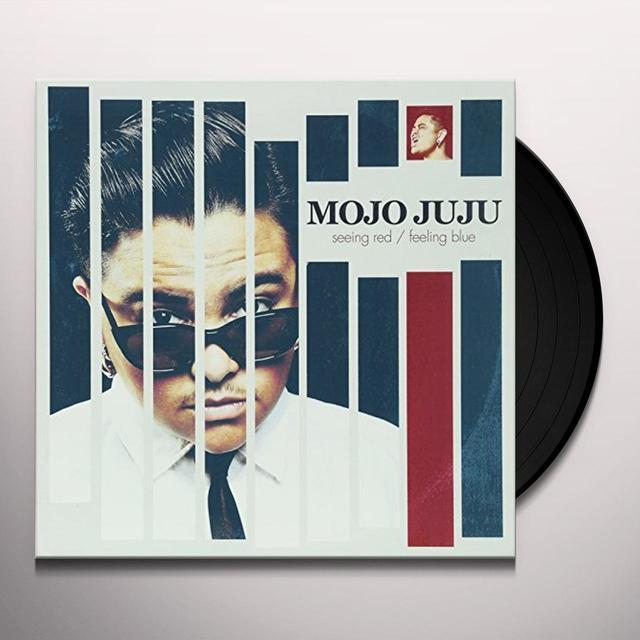 MOJO JUJU SEEING RED / FEELING BLUE Vinyl Record - Australia Import