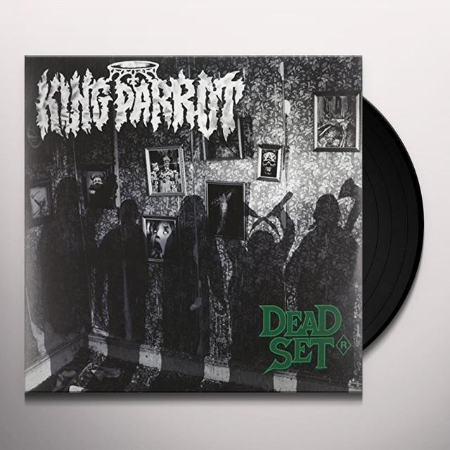 King Parrot DEAD SET Vinyl Record - Australia Import