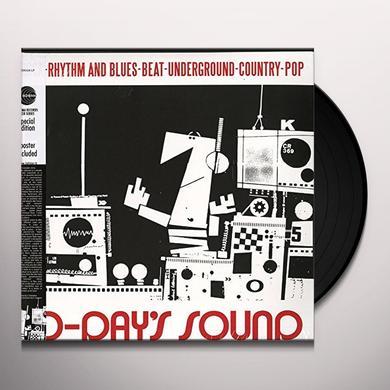 Piero Umiliani TO-DAY'S SOUND Vinyl Record - Italy Import