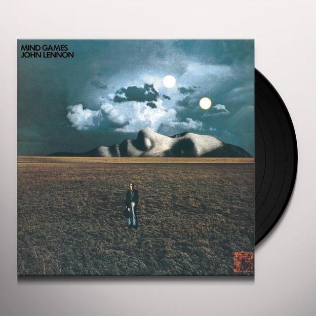 Lennon,John MIND GAMES Vinyl Record - UK Release