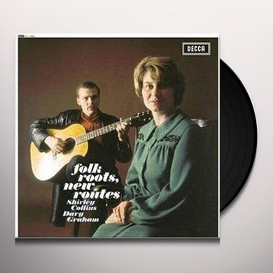 Shirley Collins FOLK ROOTS NEW ROUTES Vinyl Record - UK Import