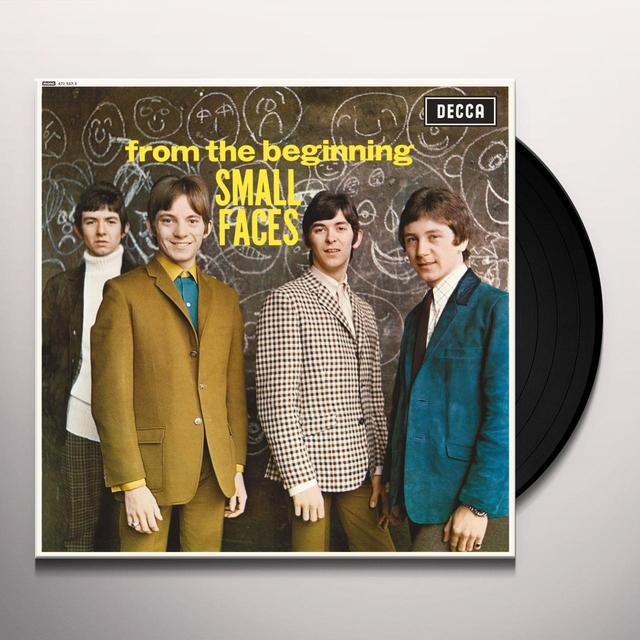 Small Faces FROM THE BEGINNING Vinyl Record - UK Import