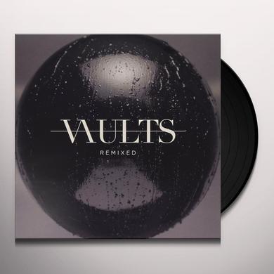 VAULTS REMIXED Vinyl Record - UK Import