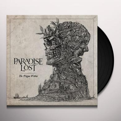 Paradise Lost PLAGUE WITHIN Vinyl Record - UK Import