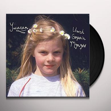 YUCATAN UWCH GOPA'R MYNYDD Vinyl Record - UK Release