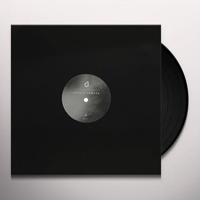 Groove Armada LITTLE BLACK BOOK SAMPLER Vinyl Record - UK Import