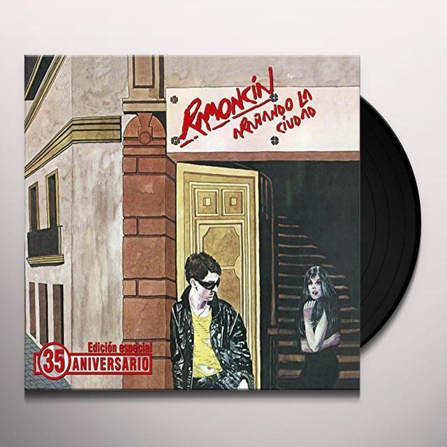 RAMONCIN ARANANDO LA CIUDAD Vinyl Record
