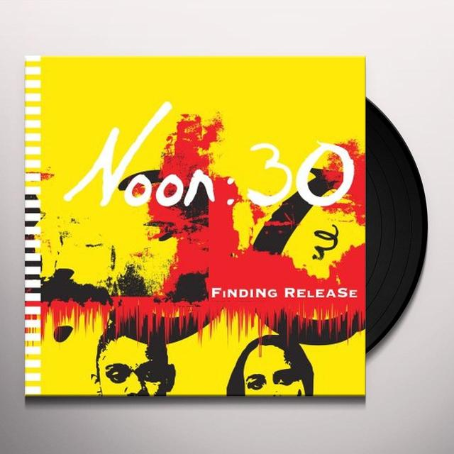 NOON:30 FINDING RELEASE Vinyl Record