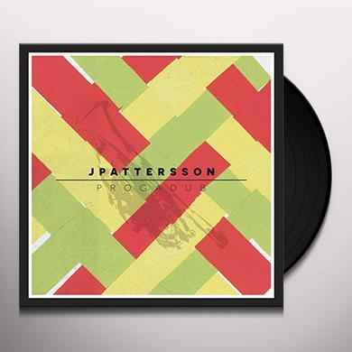 JPATTERSSON PROGADUB Vinyl Record