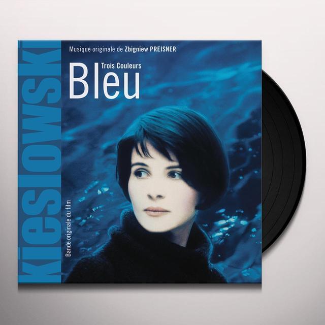 Zbigniew Preisner THREE COLORS: BLUE Vinyl Record - w/CD