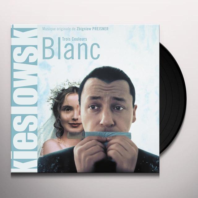 Zbigniew Preisner THREE COLORS: WHITE Vinyl Record - w/CD