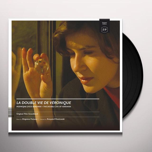 Zbigniew Preisner DOUBLE LIFE OF VERONIQUE Vinyl Record - w/CD