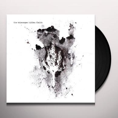 Telescopes HIDDEN FIELDS Vinyl Record - w/CD