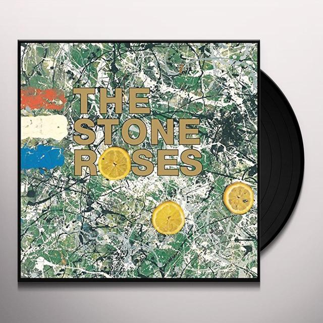 STONE ROSES Vinyl Record - Gatefold Sleeve, 180 Gram Pressing, Deluxe Edition, Remastered