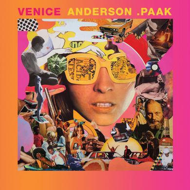 Anderson Paak VENICE Vinyl Record