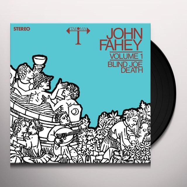 John Fahey BLIND JOE DEATH 1 Vinyl Record - 180 Gram Pressing