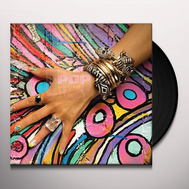 MINKY STARSHINE POP JEWELRY Vinyl Record