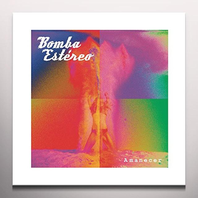 Bomba Estereo AMANECER Vinyl Record - Colored Vinyl, Gatefold Sleeve, Purple Vinyl