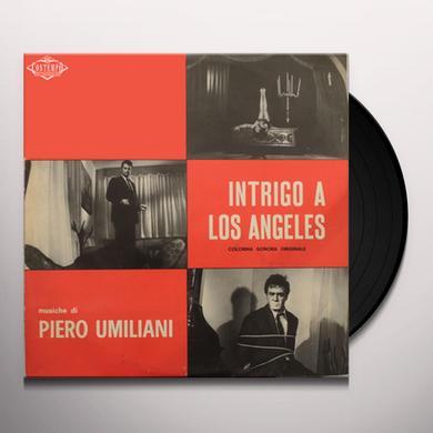 Piero Umiliani INTRIGO A LOS ANGELES / O.S.T. Vinyl Record
