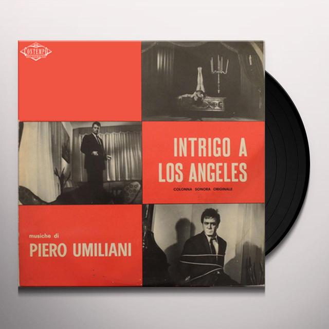 Piero Umiliani INTRIGO A LOS ANGELES / O.S.T. Vinyl Record