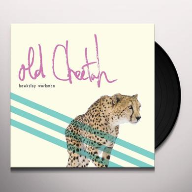 Hawksley Workman OLD CHEETAH Vinyl Record