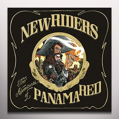 New Riders Of The Purple Sage ADVENTURES OF PANAMA RED Vinyl Record