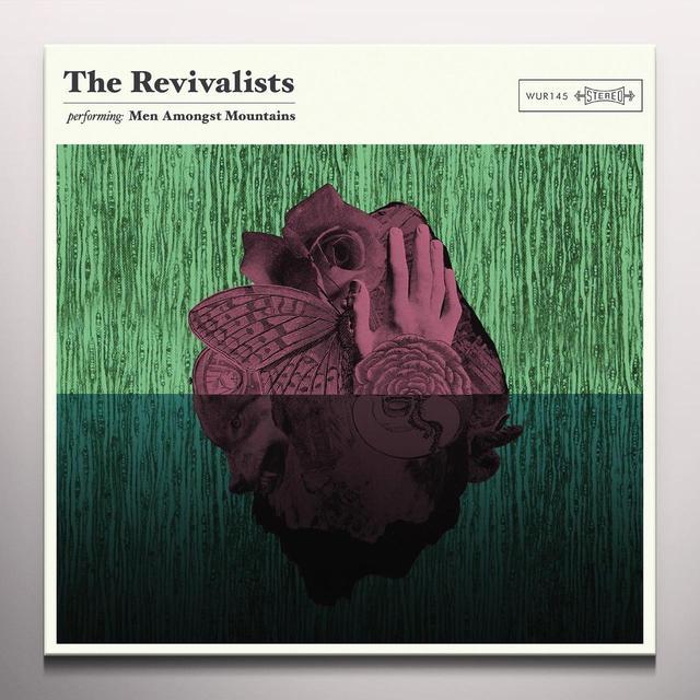 Revivalists MEN AMONGST MOUNTAINS Vinyl Record - Colored Vinyl, Gatefold Sleeve