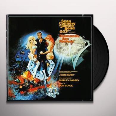 DIAMONDS ARE FOREVER / O.S.T. Vinyl Record