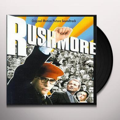 RUSHMORE / O.S.T. Vinyl Record