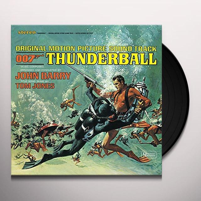 THUNDERBALL / O.S.T. Vinyl Record