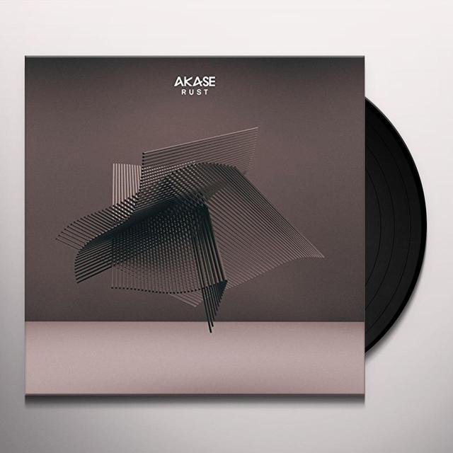 AKASE RUST Vinyl Record